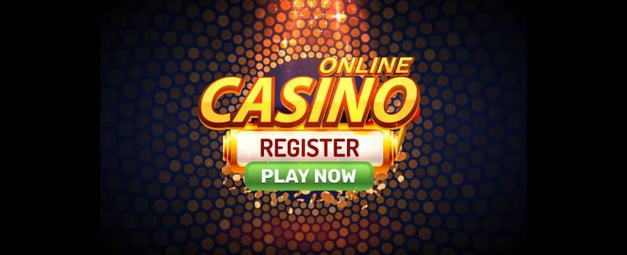 Registrera på online casino
